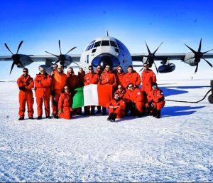 Atterraggio C-130J